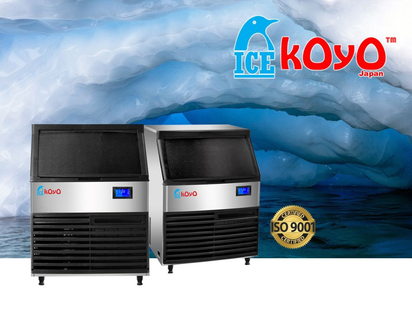 ICE MACHINE KOYO-125