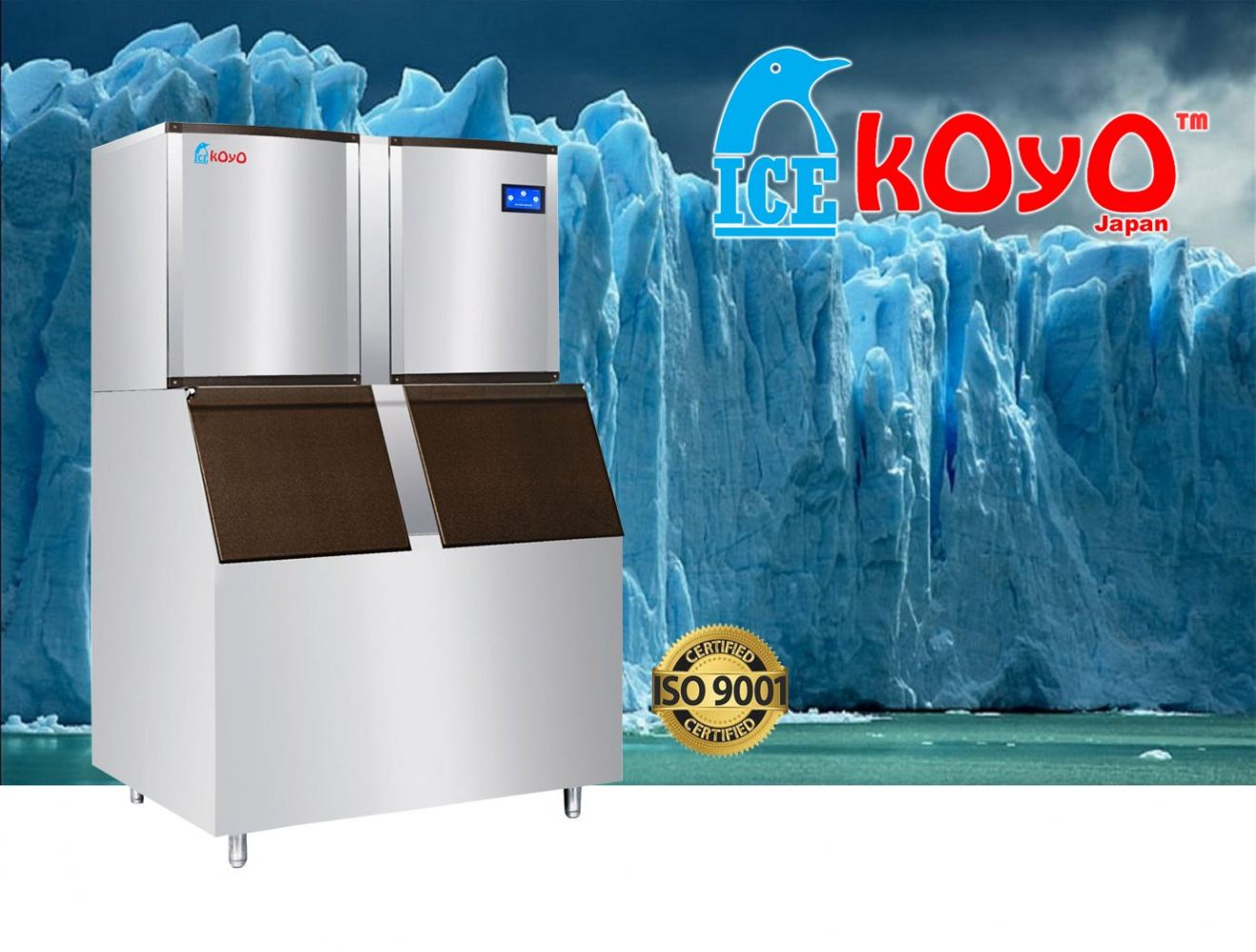 ICE MACHINE KOYO-700