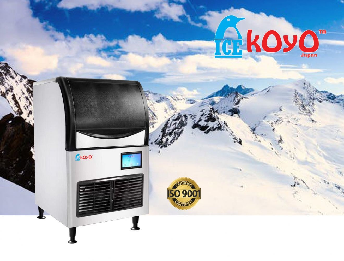 ICE MACHINE KOYO-W60-W125