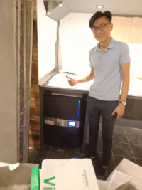 Koyo Ice Machine Customer - A-KLEINE-PAUSE-SDN-BHD