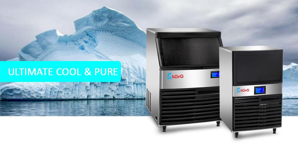 Ice Machine Malaysia Banner