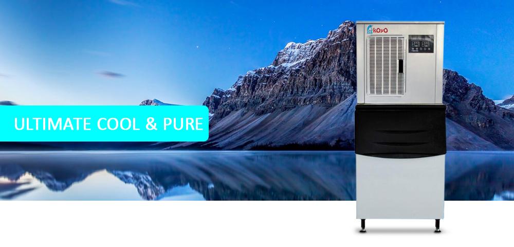 Koyo Flake Ice Machine Rental Malaysia