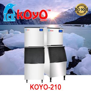 KOYO-K210 ICE MACHINE RENTAL MALAYSIA