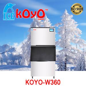 KOYO-W360 ICE MACHINE RENTAL MALAYSIA