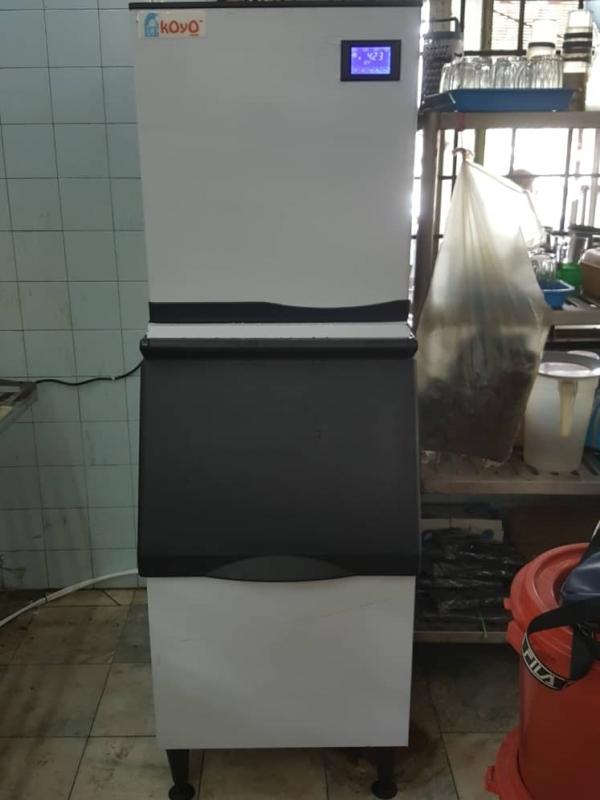 Restoran Man Fatt Ipoh - Koyo Ice Machine Customer