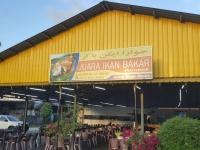 Koyo Ice Machine Customer Kelantan: Juara Ikan Bakar
