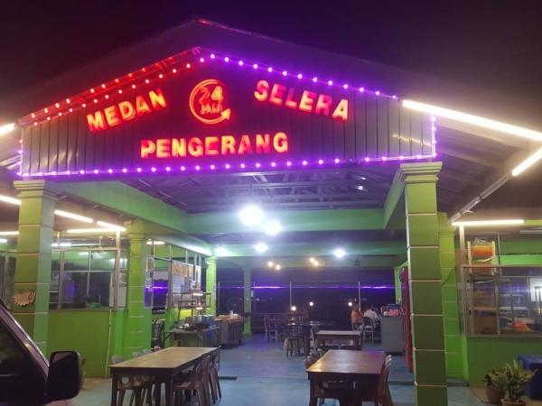 Koyo Customer: Medan Selera Johor Pengerang