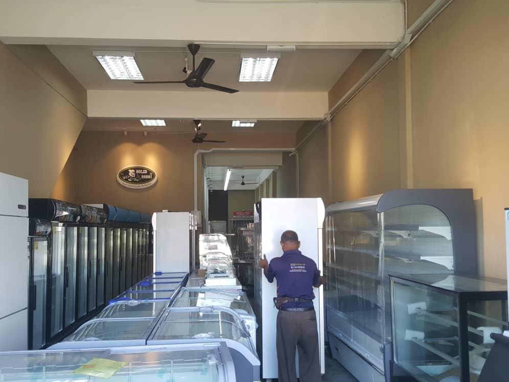 Koyo Ice Machine Customer : Xing Fu Tang Kuantan Pahang