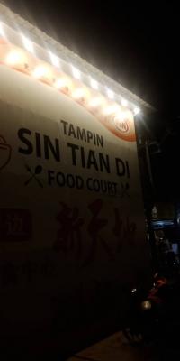 Restoran Sin Tian Di Melaka - Koyo Ice Machine Customer