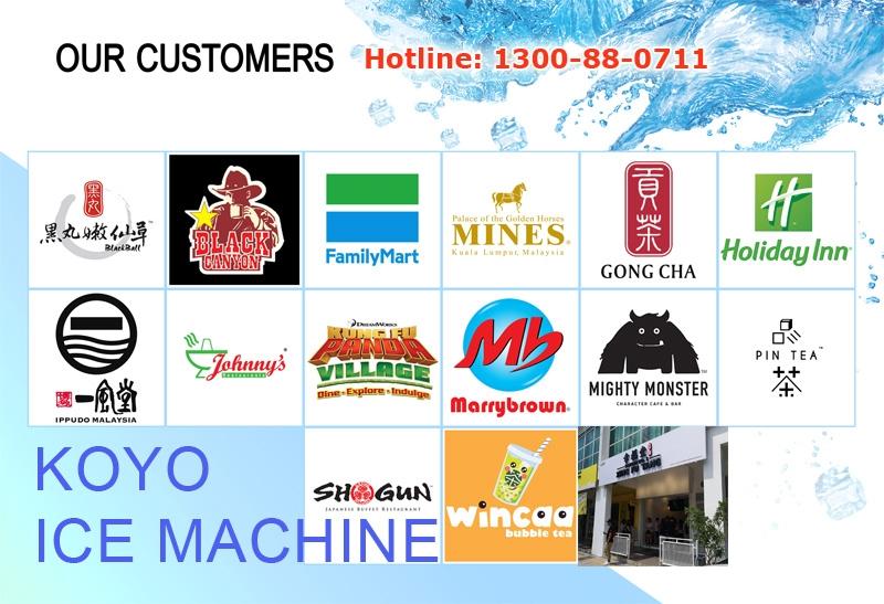 Koyo Ice Machine Rental