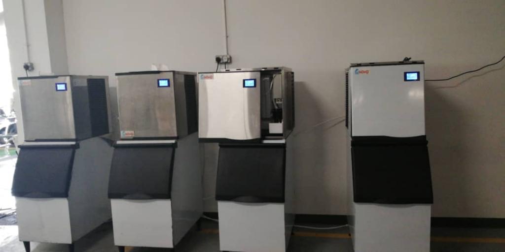 中国碧桂园购买4台KOYO 制冰机