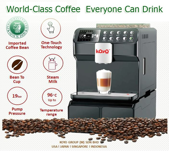 Koyo Coffee Machine