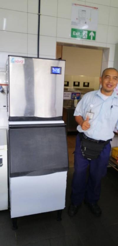 Koyo Penang New Customer - Nissei Technology