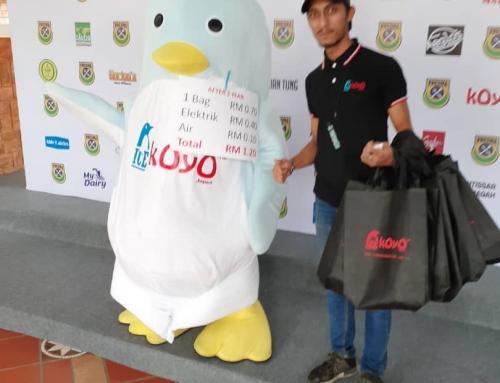 KOYO participate in PRESMA AGM EXPO 2019