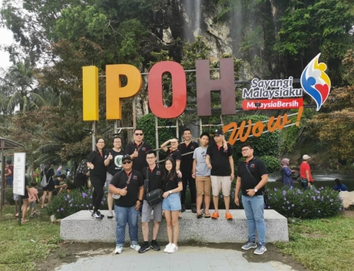 Koyo Team Building at Taiping and Ipoh