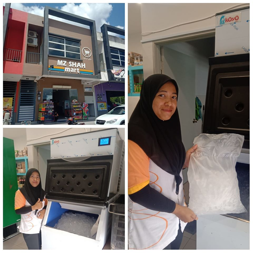 Customer - Koyo Ice Machine Malaysia