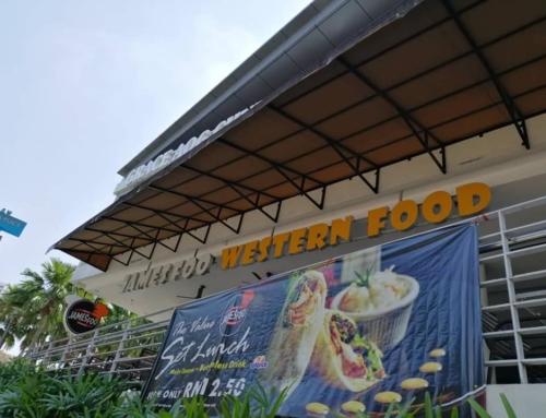 James Foo Western Food – New Customer : Koyo Ice Machine Penang Malaysia