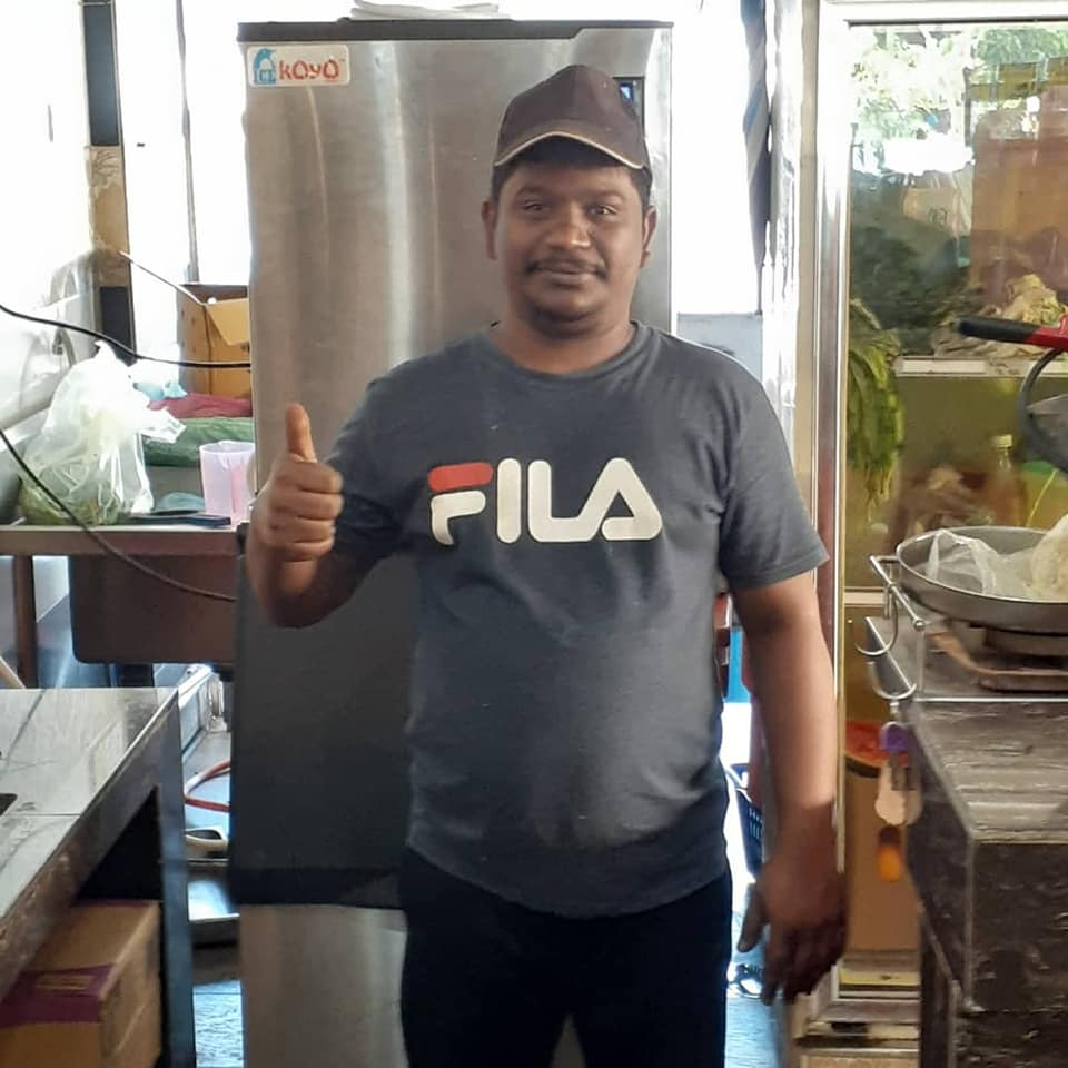 Restoran Muzhaffar : Customer Koyo Ice Machine Malaysia