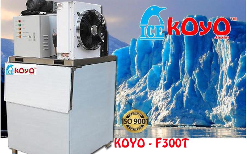 Flake Ice Maker 300Kg