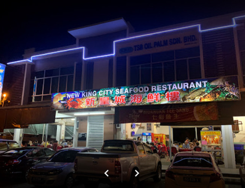 New King City Restaurant Sandakan – 山打根新皇城海鲜楼 – Koyo Ice Maker Customer