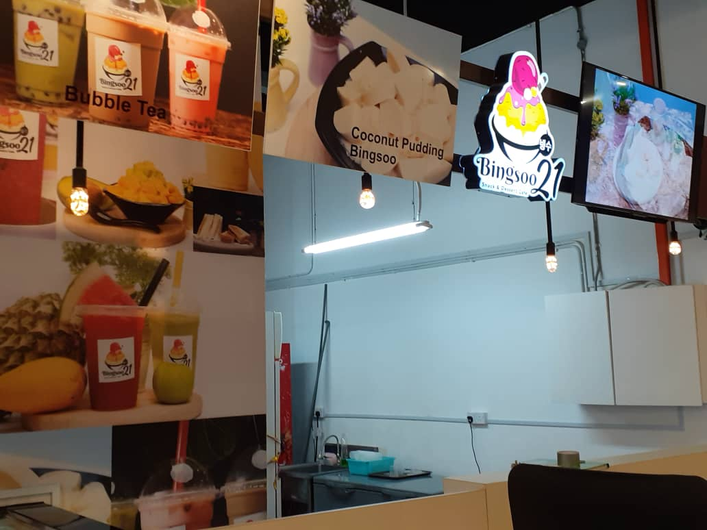 Bingsoo 21 Sandakan - Koyo Ice Maker Customer