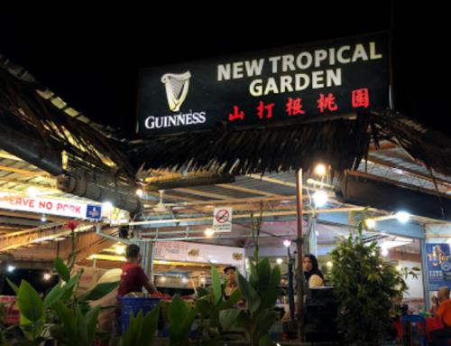 New Tropica Garden Restaurant – 山打根桃园 – Koyo 马来西亚制冰机