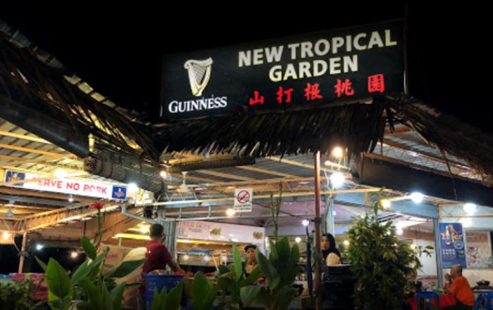 New Tropica Garden Buffet Restaurant Sandakan - Koyo Ice Maker