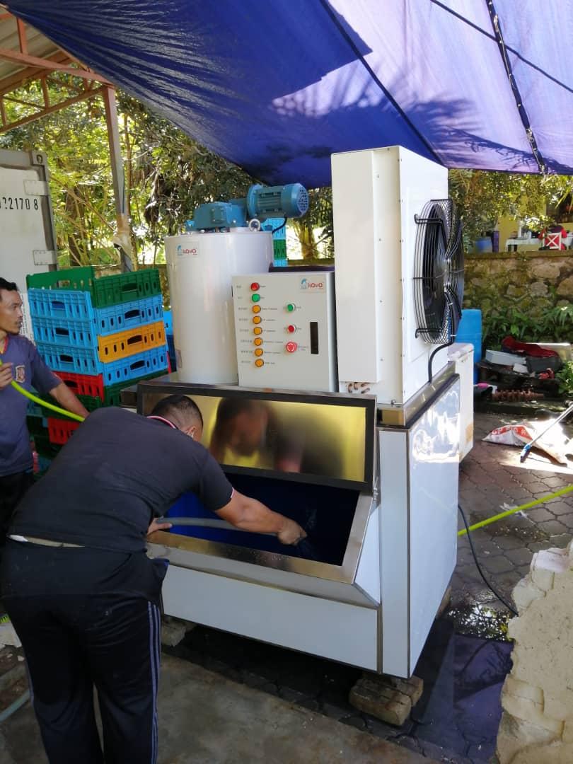 Flake Ice Machine Koyo Malaysia