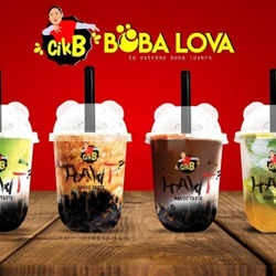 Boba Lova Cik B - Koyo Ice Machine Customer