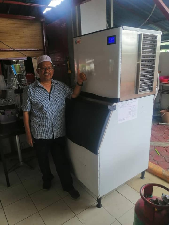 Ice Machine Malaysia - Koyo Kelantan