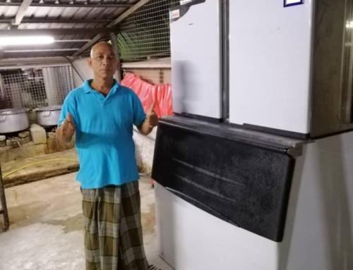 Thanks to D Haya Enterprise Kelantan- Ice Maker Machine Malaysia