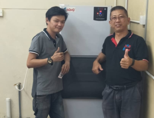 Thanks to Charcoalland Steamboat and Grill Restauarant Ipoh – Ice Machine Malaysia