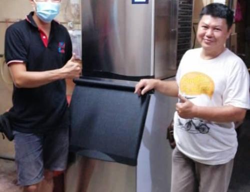 Thanks to Restoran Chiang Seng Pangkor- Ice Maker Machine Malaysia