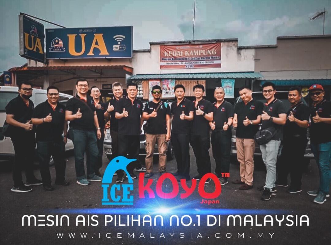 Mesin Ais Koyo Malaysia - Pilihan No.1 Malaysia