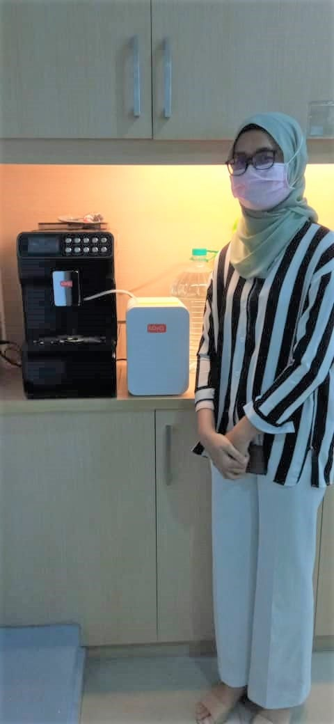 Pahang Coffee Machine