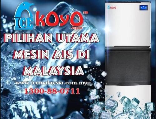 Mesin Ais Koyo Pilihan No. 1 Di Malaysia
