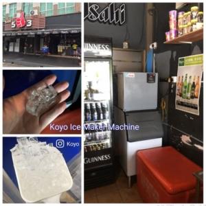 Koyo Ice Machine 513 Cafe