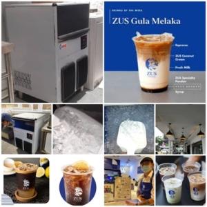 Koyo Ice Machine Zus Coffee