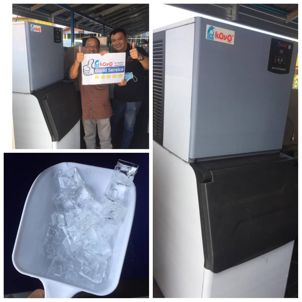 Koyo Ice Machine Pahang
