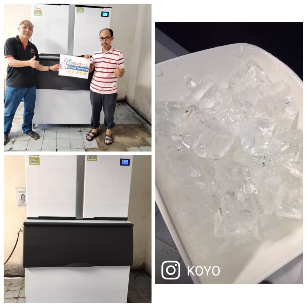 Koyo Ice Machine Penang