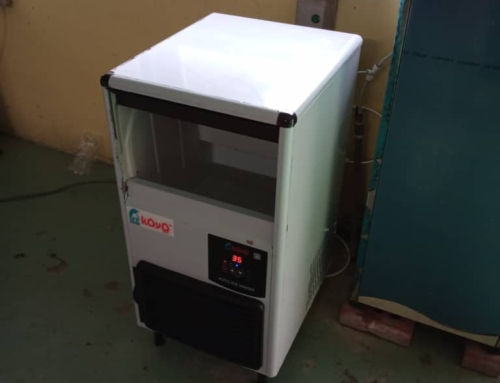 Thanks to New Customer in Kuala Lumpur using Koyo Ice Machine