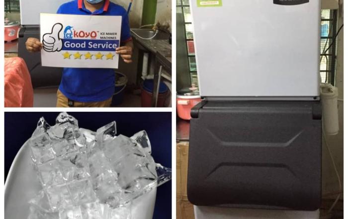 Koyo Ice Machine Perak