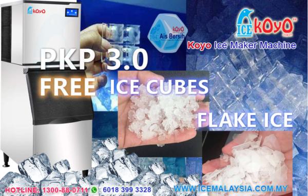 MCO Ice Machine Promotion
