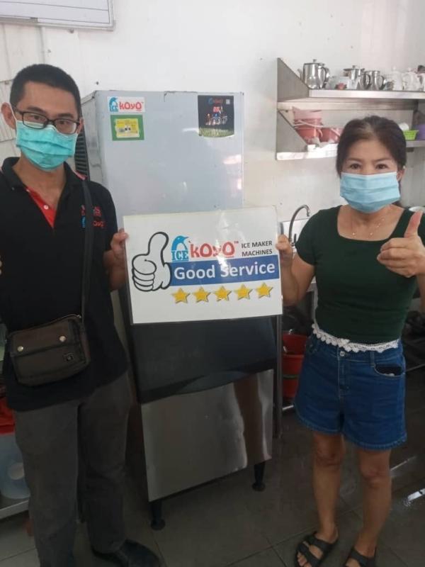 Koyo Ice Maker Machine Pahang
