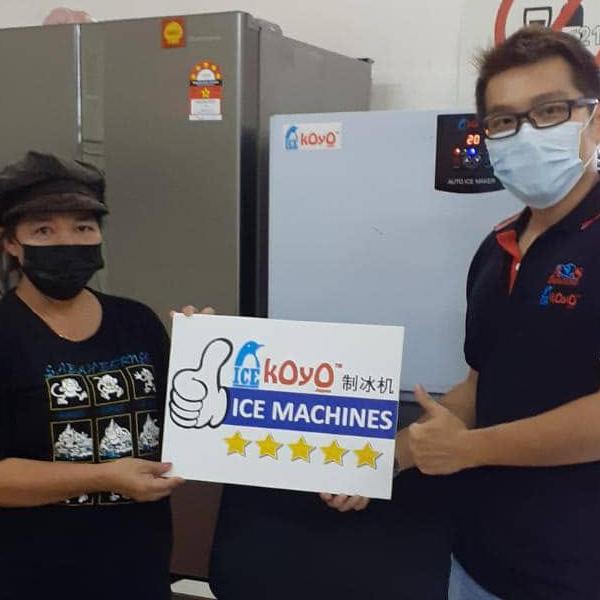 Koyo Ice Maker Machine Sabah