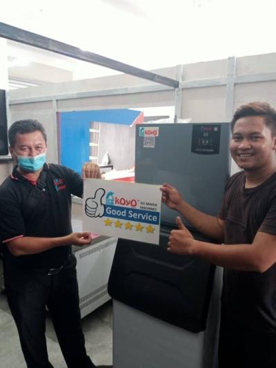 Koyo Ice Maker Machine Johor